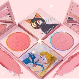 🌙New ColourPop x Sailor Moon Blush Duo🌙